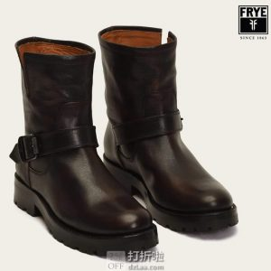 FRYE 弗莱 Natalie Short 女式短靴 36码2.3折$83.59 海淘转运到手约¥720