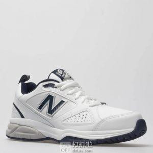 金盒特价 New Balance 新百伦 623v3 男式训练鞋 跑鞋 4.8折$33.77 海淘转运到手约¥327