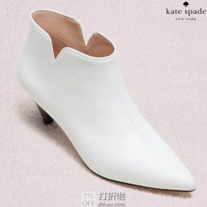 kate spade 凯特·丝蓓 Raelyn 女式中跟短靴 36.5码2折$58.81 海淘转运到手约¥505