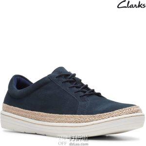 Clarks 其乐 Marie Mist 女式系带单鞋 3折$26.99 海淘转运到手约¥280