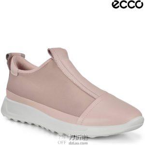 Prime会员福利 金盒特价 ECCO 爱步 Flexure系列 一脚套 女式休闲运动鞋 2.6折$34.26 海淘转运到手约¥320