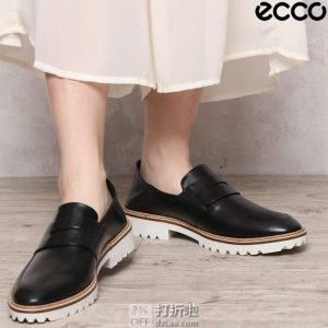 ECCO 爱步 Incise 英姿 女式穆勒鞋 休闲鞋 35码2.2折 海淘转运到手约¥353