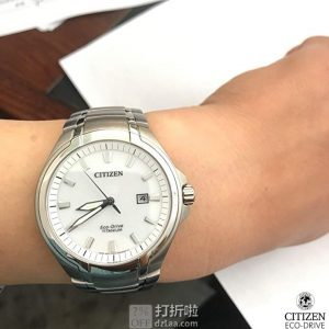 Citizen 西铁城 超级钛系列 BM7430-89A 光动能 男式手表 ¥842