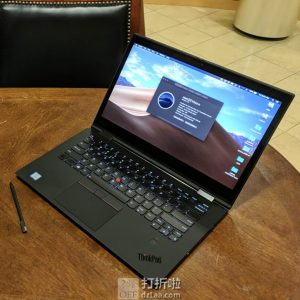 Lenovo 联想 ThinkPad X1 Yoga 20LD 第三代 14″笔记本电脑(i7-8650U/ 2K翻转触摸屏/16GB/512GB SSD)6.3折$1498 海淘转运到手约¥10637