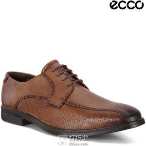 限尺码 ECCO 爱步 Melbourne 墨本系列 打孔版 男式系带正装鞋 2.9折$43.52起 海淘转运到手约¥394