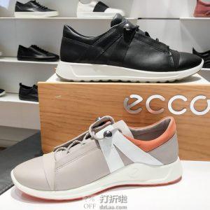 ECCO 爱步 Flexure Runner II 女式休闲鞋 36码2.6折$47.34 海淘转运到手约¥416