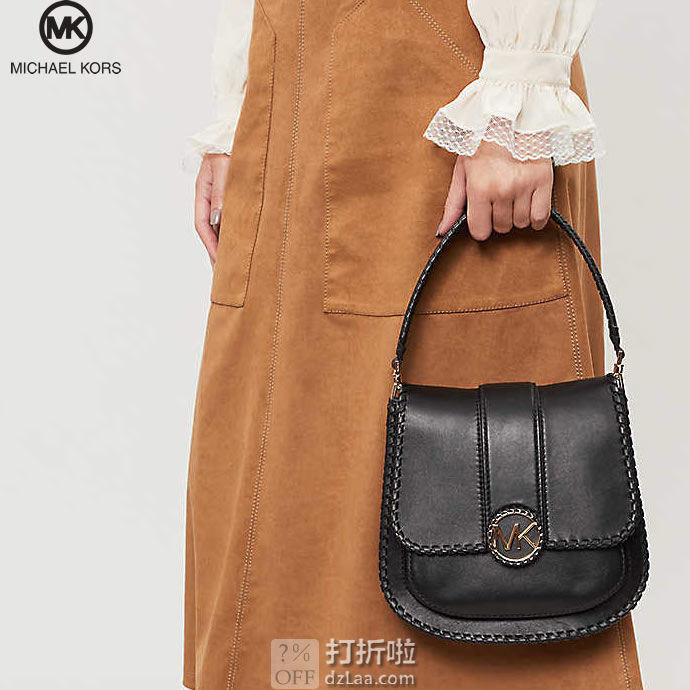 Michael Kors 迈克科尔斯 Lillie系列 中号女式挎包 手提包 4.1折$164.01 海淘转运到手约¥1224