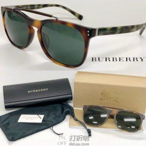 意大利产 Burberry 巴宝莉 BE4244 太阳镜 4.7折$69.95 海淘转运到手约¥507