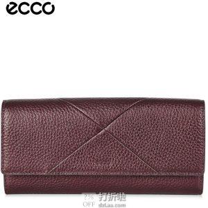 ECCO 爱步 Linnea 女式长款钱包 1.9折$34.07史低 海淘转运到手¥264