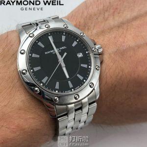 Raymond Weil 蕾蒙威 Tango探戈系列 5599-ST-20001 男式手表 3折$299.99 海淘关税补贴到手约¥2221