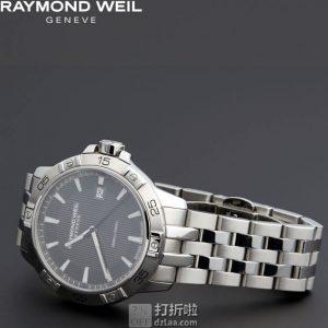 Raymond Weil 蕾蒙威 Tango探戈系列 8160-ST2-60001 男式手表 3.6折$359.99 海淘关税补贴到手约¥2469