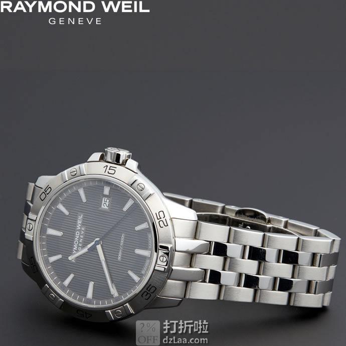 Raymond Weil 蕾蒙威 Tango探戈系列 8160-ST2-60001 男式手表 3.5折$349.99 海淘关税补贴到手约¥2430