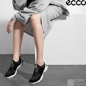 ECCO 爱步 Biom Street 健步街头系列 一脚套 女式休闲鞋 3.1折$45.79 海淘转运到手约¥407