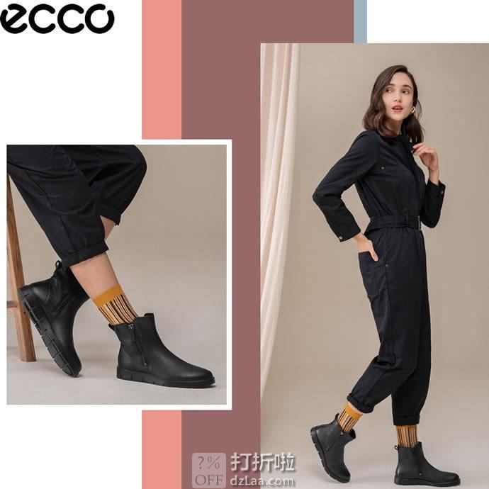 ECCO 爱步 Bella 贝拉系列 女式踝靴 36码3.5折.84 海淘转运到手约¥454