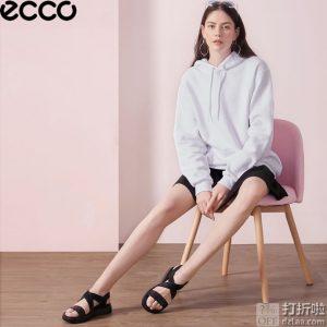 ECCO 爱步 Flowt 柔畅 女式凉鞋 36码2.4折$30.83 海淘转运到手约¥271