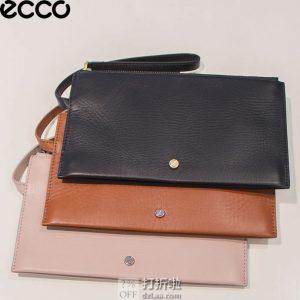 ECCO 爱步 Sculptured 雕塑系列 女式手拿包 钱包 2.3折$32.36 海淘转运到手¥236 天猫¥1034