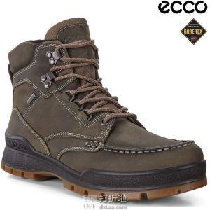 25周年纪念版 ECCO 爱步 Track 25 踪迹25 GTX防水P棉保暖 男式户外徒步靴 40码4.3折$108.34 海淘转运到手约¥863