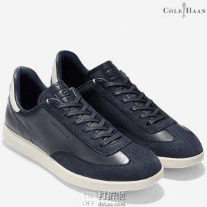 码全 Cole Haan 可汗 Grandpro Turf 男式休闲板鞋 5折$79.95 海淘转运到手约¥638