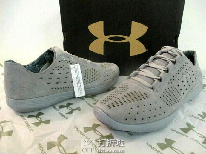 Under Armour 安德玛 Street Precision Low Lux UA 女式运动休闲鞋 37.5码1.8折$18.06 海淘转运到手约¥213