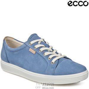 ECCO 爱步 SOFT 7 柔酷7号 女式休闲鞋 35码1.8折$28.02 海淘转运到手约¥282