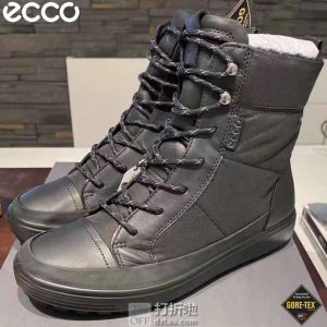 ECCO 爱步 柔酷7号 Tred GTX防水 户外女式高帮短靴 3.2折$71.4起 海淘转运到手约¥579