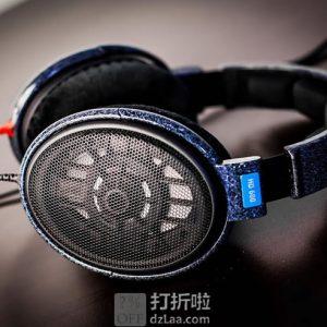 Sennheiser 森海塞尔 HD600 开放式头戴HiFi 专业立体声耳机 6.2折$249秒杀 海淘转运到手约¥1758