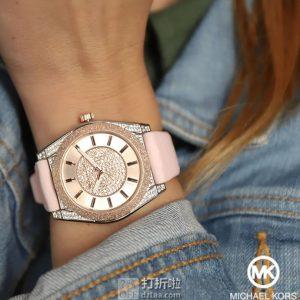 Michael Kors MK 迈克·科尔斯 MK6704 女式时尚腕表 3.6折$88.98 海淘关税补贴转运到手约¥757
