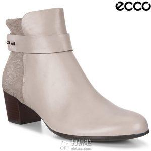 ECCO 爱步 Shape 35 型塑系列 女式短靴 39码2.7折$37.58 海淘转运到手约¥356