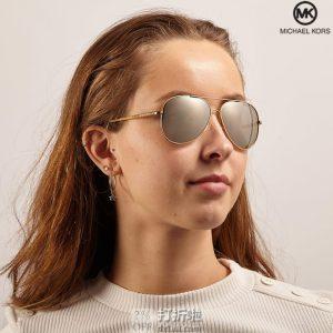 Michael Kors 迈克·科尔斯 MK5016 10245A 女式镜面太阳镜 3.2折$44.95 海淘转运到手约¥321