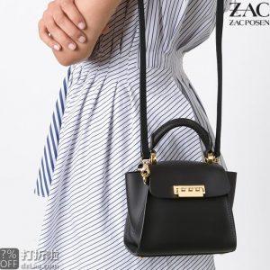 ZAC Zac Posen Eartha Iconic  扎克·珀森 迷你手提包 4.5折$132.95 海淘转运到手约¥957