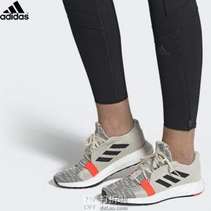 adidas 阿迪达斯 Senseboost Go 女式运动鞋 36码2折$24.24 海淘转运到手约¥259