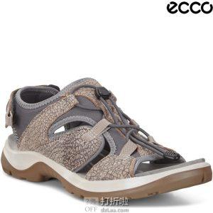 ECCO 爱步 OFFROAD 快速系扣 女式户外越野凉鞋 36码1.8折$25.85 海淘转运到手¥238