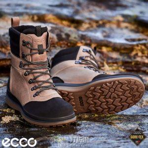 ECCO 爱步 Roxton GTX防水 男式雪地靴 41码$108.04 海淘转运到手约¥846