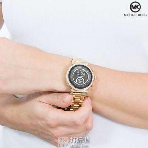 Michael Kors  迈克·科尔斯 MK 女式智能手表 MKT5062 5.7折$199 多色可选 海淘关税补贴转运到手约¥1540