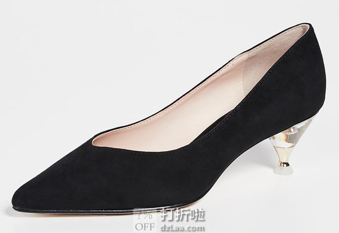 kate spade 凯特·丝蓓 Coco 小羊皮高跟鞋 37码2.6折.26 海淘转运到手约¥588