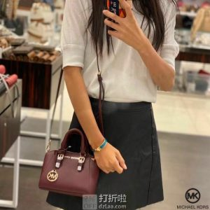 Michael Kors 迈克·科尔斯 Mini Ciara XS 小号挎包 3.3折$98.99 海淘转运到手约¥716