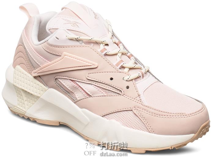 Reebok 锐步 Aztrek Double Mix Pops 时尚老爹鞋 女式休闲运动鞋 39码2.7折 海淘转运到手约¥258