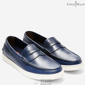 Cole Haan 可汗 Nantucket 男式乐福鞋 3.4折$49.99 海淘转运到手约¥439