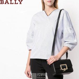 PLUS会员福利 BALLY 巴利 JANELLE 女式单肩斜挎包 6225463 下单折后¥4412.75 天猫¥10690