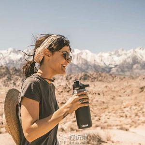 Camelbak 驼峰 Chute Mag 不锈钢 户外双层保温便携保温杯 水壶 1L 5.6折$19.99 海淘转运到手约¥170