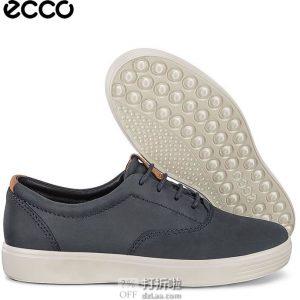 ECCO 爱步 SOFT 7 柔酷7号 CVO 男式休闲鞋 40码2.9折$45.88 海淘转运到手约¥412