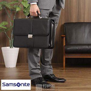 Samsonite 新秀丽 Flapover 公文包 2.1折$59.99史低 海淘转运到手约¥590