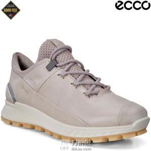 ECCO 爱步 Exostrike 突破系列 GTX防水 女式户外低帮运动鞋 35码3.4折$60.73 海淘转运到手约¥516