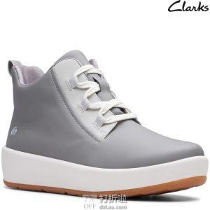 CLARKS 其乐 Step North CloudSteppers云步系列 女式短靴 39码4折$25 海淘转运到手约¥265