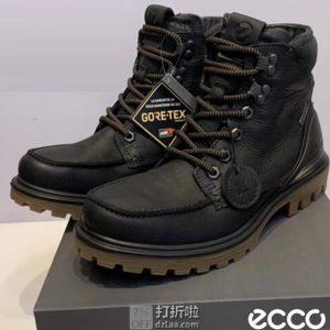 ECCO 爱步 Tred Tray 趣闯 GTX防水 男式高帮短靴 3.8折$86.93 海淘转运到手约¥700