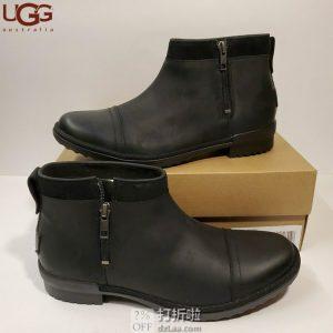 UGG Attell 女式短靴 4折$59.98 两色可选 海淘转运到手约¥511