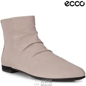 ECCO 爱步 女式短靴 42码3折$57.39 海淘转运到手约¥492