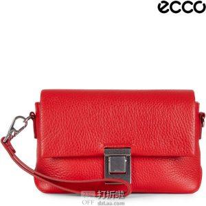 ECCO 爱步 Isan 2 Mini 女式小挎包 手拿包 3.8折$75.7 海淘转运到手约¥553