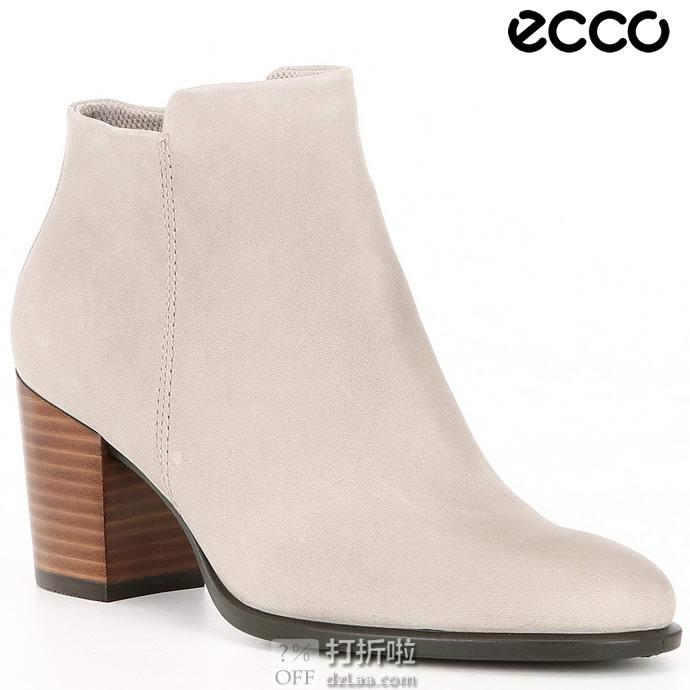 ECCO 爱步 Shape 55 型塑55系列 女式短靴 3.3折$49.93 海淘转运到手约¥445