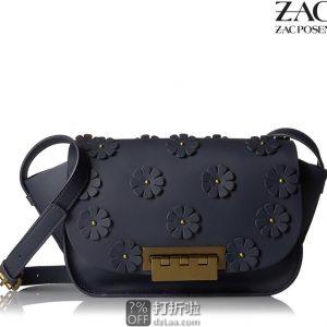 ZAC Zac Posen 扎克·珀森  Eartha 花卉版 扎克·珀森 女式挎包 2.4折$90.22 海淘转运到手约¥683